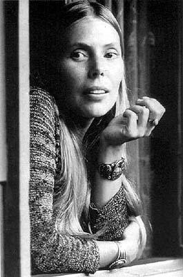 Joni Mitchell in1970
