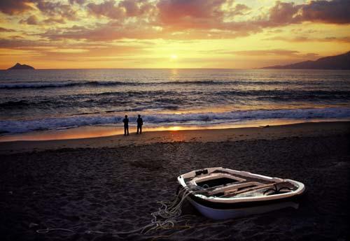 Kalamaki Sunset